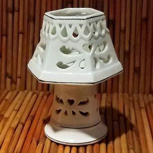 2-Piece Candle Pedestal